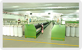 Yarn Manufacturers in India, Spinning Mill in India, Cotton
